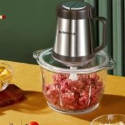 CHIGO 志高 ZG-J210 绞肉机 玻璃碗单刀款