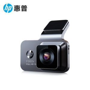 HP 惠普 f960x 行车记录仪 +32G卡