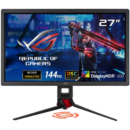 ASUS 华硕 ROG Strix XG27UQ DSC 游戏显示器 27 英寸 4K UHD 144Hz G-Sync