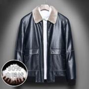 Lee Cooper LCHK013061 男士保暖羽绒皮衣