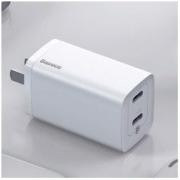 BASEUS 倍思 65W GaN Lite 氮化镓 充电器 65W 1C1A79元包邮(需用券)