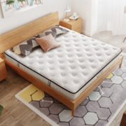 CHEERS 芝华仕 D041 独立弹簧乳胶床垫 1.8m床(环保舒脊款)