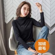 力度蕞大【驳友】纯棉已质检加绒T恤14.8元