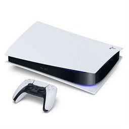 SONY 索尼 日版 PlayStation5 游戏主机 PS5