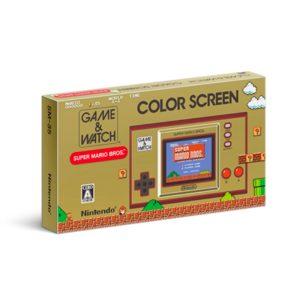 百亿补贴:Nintendo任天堂  Game&Watch 35周年 超级马力欧 纪念版