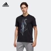 adidas 阿迪达斯 WJ SS STORY FK4476 男士运动型格短袖T恤329元包邮