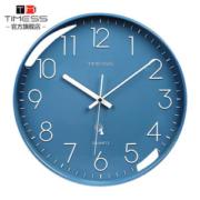 TIMESS 中国码电波表 日期温度显示 自动对时分秒不差128元年货价重回历史低价