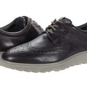 ECCO 爱步 CS20 Hybrid 男士英伦雕花休闲皮鞋 直邮含税到手¥451.64