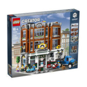 LEGO 乐高 街景系列 10264 汽车维修站1149元