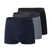 SCHIESSER 舒雅 E9/16473T 男士平角内裤 3条装*2件 191.5元(合31.9元/条)