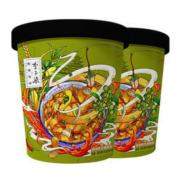 李子柒 椒麻宽面香辣速食方便面 3杯