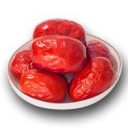 颗粒饱满!野趣鲜鲜 新疆和田红枣 500g*1袋