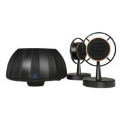 microlab 麦博 魔鼓 2.1声道多媒体音箱 黑色158.4元(需用券)