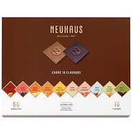 比利时皇家御用巧克力 Neuhaus 诺好事 什锦薄片巧克力礼盒 300g