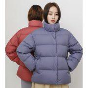 YAYA 鸭鸭 DRA06A0020 女士保暖时尚羽绒服168元包邮(需用券)