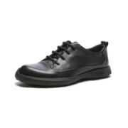 hotwind 热风 H044M9330601 男士圆头系带休闲皮鞋121元包邮(需用券)