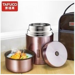 TAFUCO 泰福高 单层保温焖烧壶 750ml