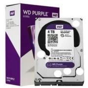 Western Digital 西部数据 紫盘 4TB 监控级机械硬盘 WD40PURX