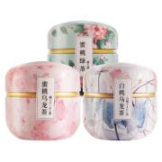 Zmpx 中闽飘香 蜜桃乌龙茶+蜜桃绿茶+白桃乌龙茶 3罐装