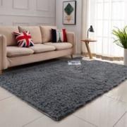 KAYE 加厚长毛床边地毯 70x160cm