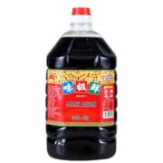 【味极鲜】大桶调味汁酿造酱油生抽5斤12.9元