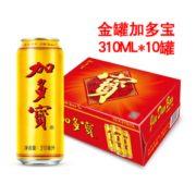 加多宝 纤体罐 植物凉茶饮料 310ml*10罐