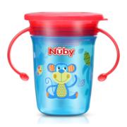 Nuby(努比)儿童水杯 240ml带手柄
