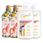 88VIP! opal 澳宝 沐浴露家庭4瓶装(经典滋润 680ml*2+橙花白茶 500ml*2)