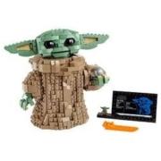 LEGO 乐高 星球大战系列 75318 尤达宝宝