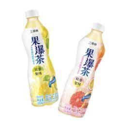 SUNTORY 三得利 果瀑茶 500ml*15瓶