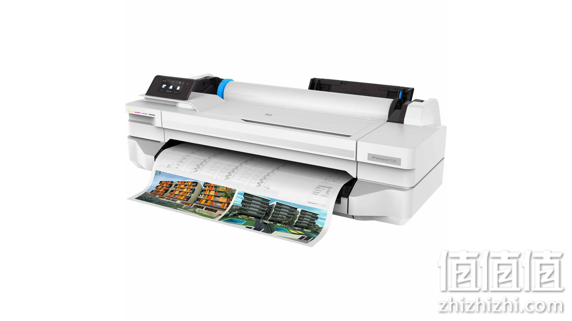 HP Designjet T125 大幅面打印机
