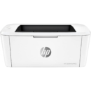 HP 惠普 LaserJet Pro M15w 激光打印机(黑白打印机,WLAN,Airprint),白色