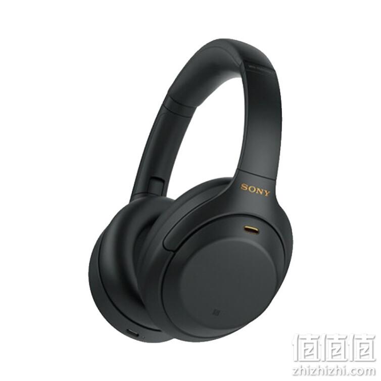 SONY 索尼 WH-1000XM4 高解析度无线蓝牙降噪 头戴式耳机