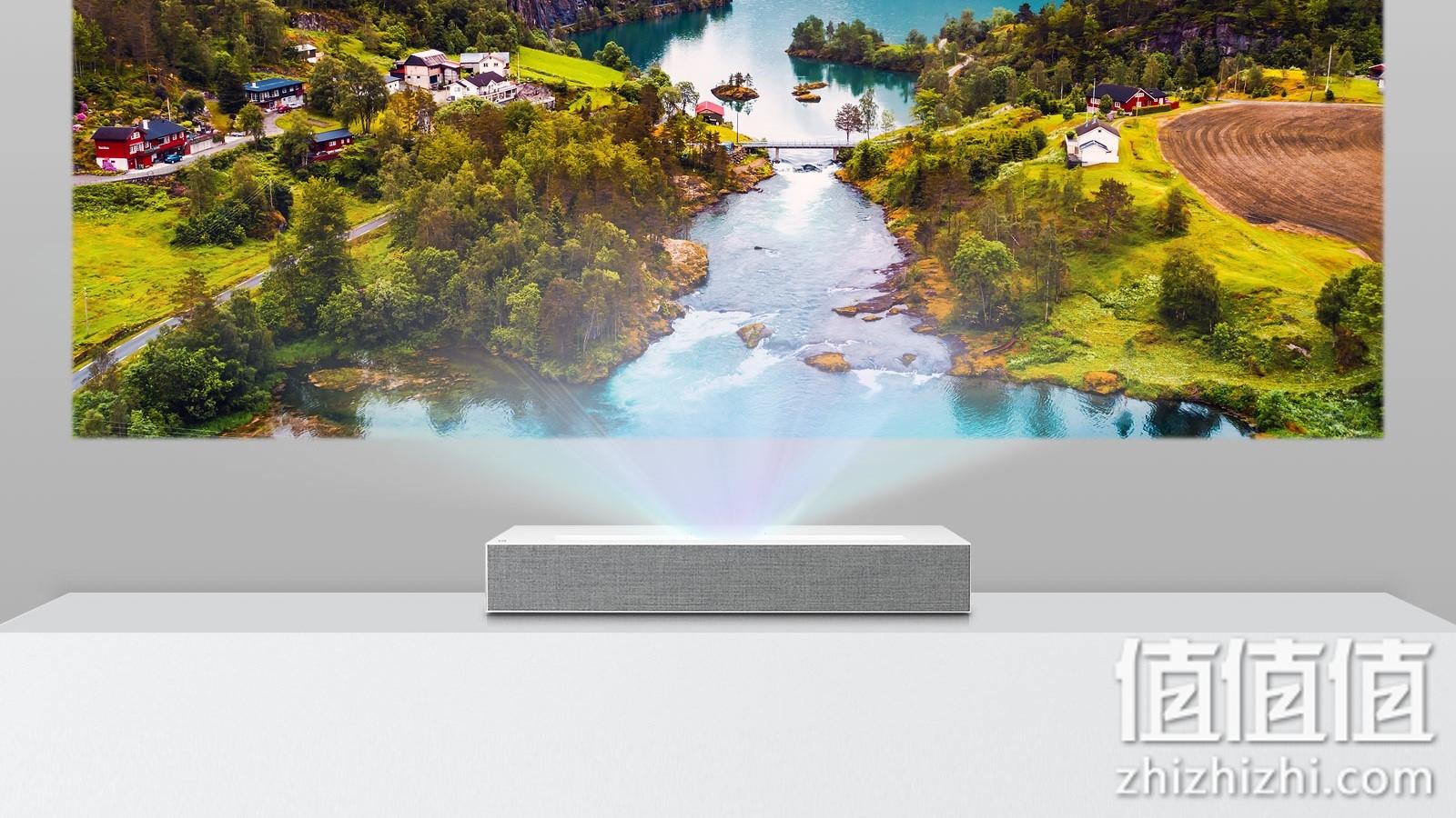 LG CineBeam HU85LA 家庭影院超短焦投影仪