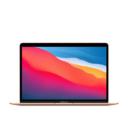 Apple MacBook Air 13.3 新款8核M1芯片(7核图形处理器) 8G 256G SSD 金色 笔记本电脑 MGND3CH/A