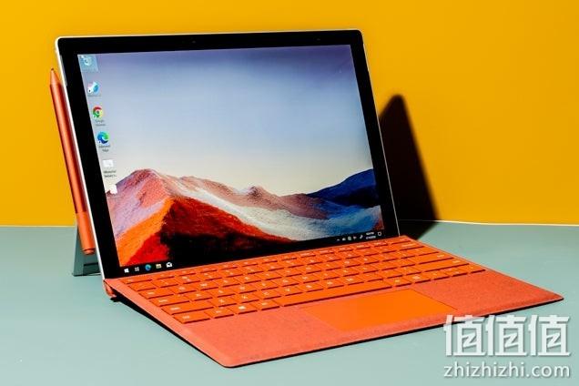 Microsoft 微软 Surface Pro 7 平板二合一笔记本