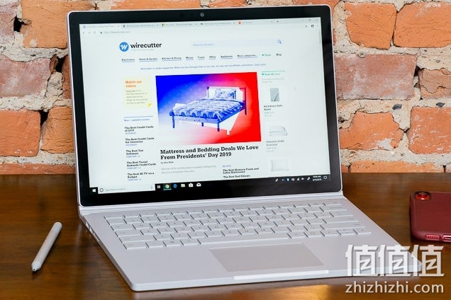 Microsoft 微软 Surface Book 3 13.5英寸触控二合一笔记本电脑