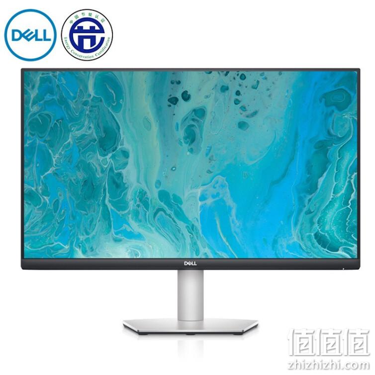 DELL 戴尔 S2721QS 27英寸 4K IPS显示器