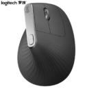Logitech 罗技 MX Vertical 无线蓝牙垂直鼠标 办公鼠标 人体工学设计 黑色 带无线2.4G接收器
