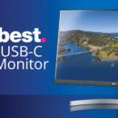 最好的USB-C显示器推荐