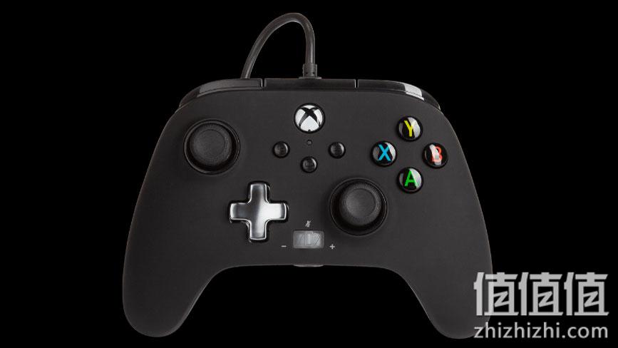PowerA Xbox Series X / S带背键有线手柄