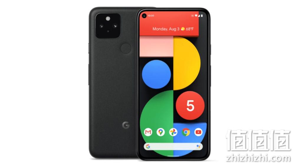 Google Pixel 5评测