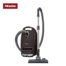 【德国原装进口】Miele 美诺 Complete C3 Alize PowerLine C3 哈瓦那棕家用大吸力吸尘器