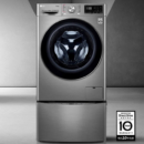 LG FCX13YWT 13.2公斤全自动滚筒波轮一体洗衣机
