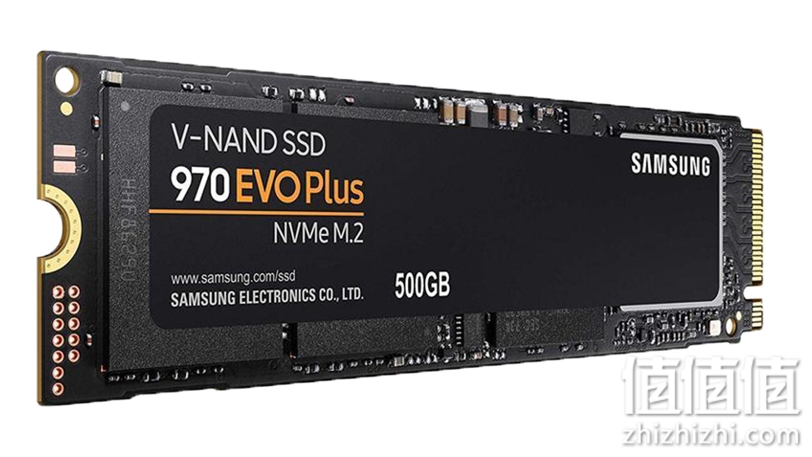 Samsung 970 EVO Plus 游戏硬盘评测