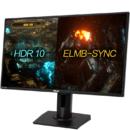ASUS 华硕 TUF VG27AQ 电竞小金刚 Pro 27英寸游戏显示器 144Hz显示器 超频165Hz 2K IPS G-sync兼容 HDR 升降/带音响
