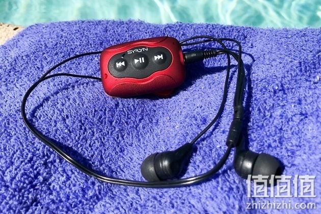 Underwater Audio Swimbuds Syryn防水游泳耳机