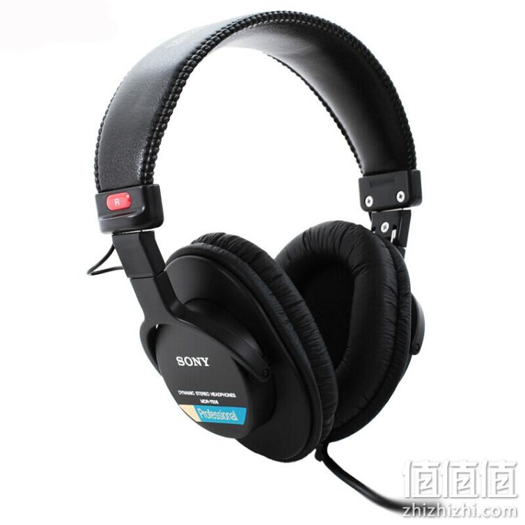 SONY 索尼 MDR7506 监听耳机