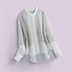 La Chapelle SPORT 拉夏贝尔旗下 22004 女款长袖衬衫