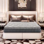 1日0点前1小时!AIRLAND 雅兰 威斯汀酒店豪华版 加厚乳胶弹簧床垫 1.8*2m